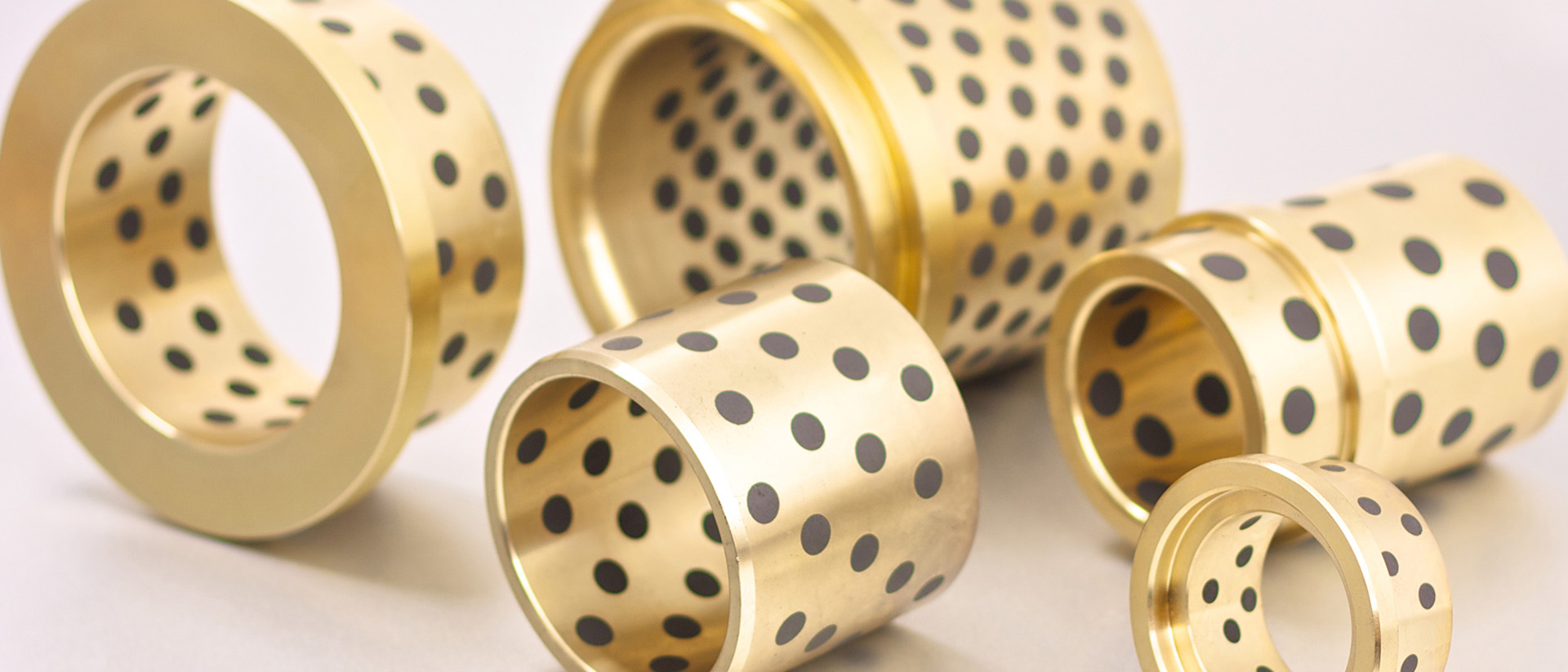 FRB-650 <br>Cast Bronze Bearings with Graphite